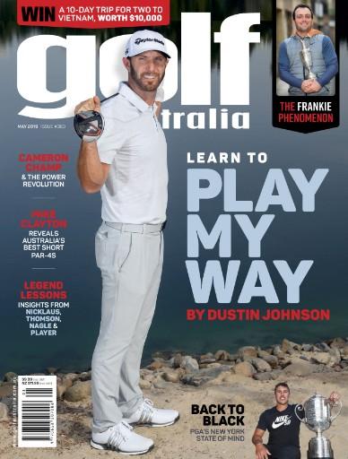 Golf Australia Magazine Subscriptions