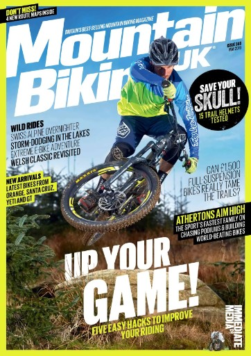 Mountain Biking UK Magazine Subscriptions