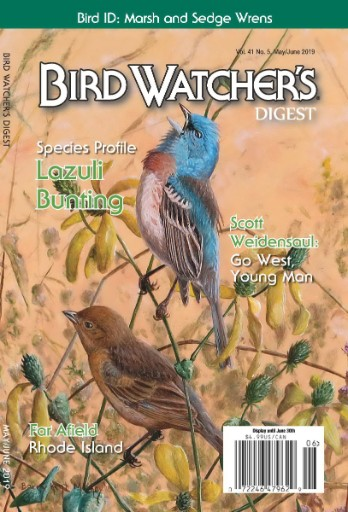 Bird Watcher's Digest Magazine Subscriptions