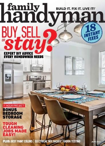 The Family Handyman Magazine Subscriptions