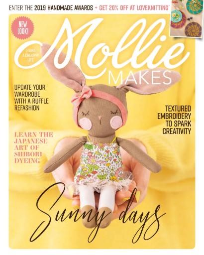Mollie Makes Magazine Subscriptions