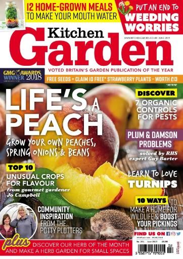 Kitchen Garden Magazine Subscriptions