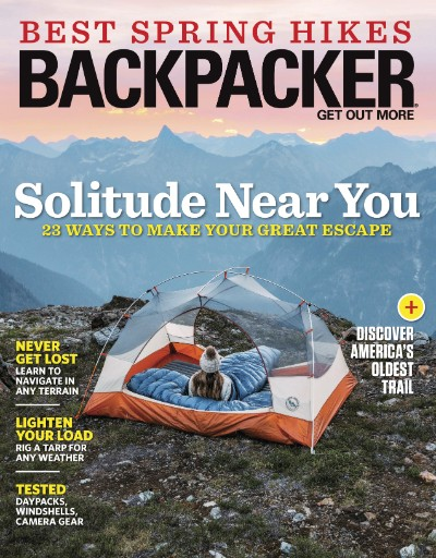 Backpacker Magazine Subscriptions
