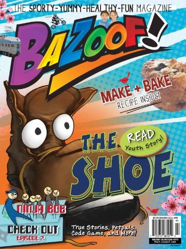 BAZOOF! Magazine Subscriptions