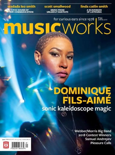 Musicworks Magazine Subscriptions