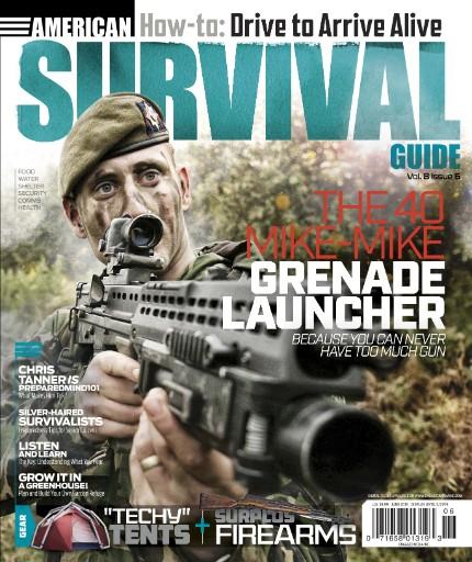 American Survival Guide Magazine Subscriptions