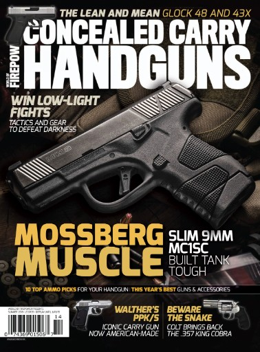 Concealed Carry Handguns Magazine Subscriptions