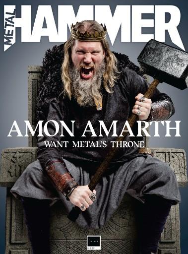 Metal Hammer Magazine Subscriptions