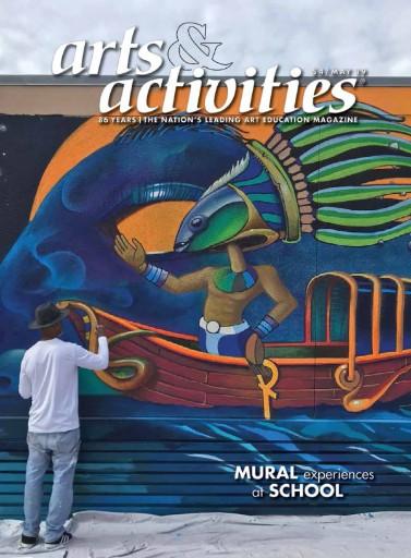 Arts & Activities Magazine Subscriptions
