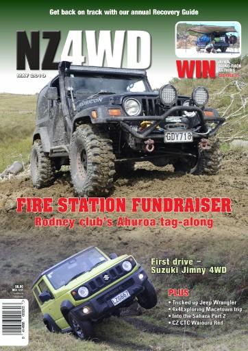 NZ 4WD Magazine Subscriptions