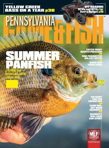 Pennsylvania Game & Fish Magazine Subscriptions