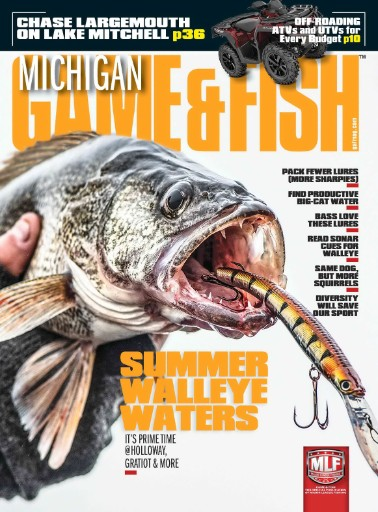 Michigan Game & Fish Magazine Subscriptions