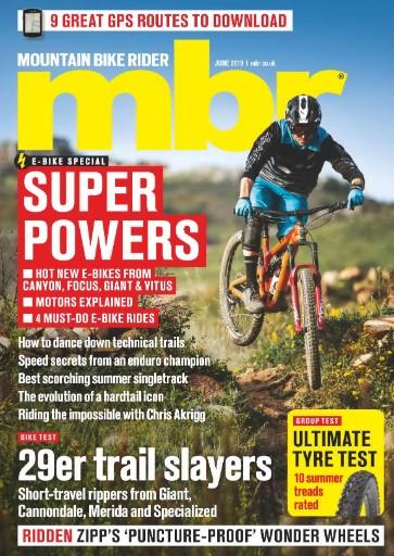 mbr: Mountain Bike Rider Magazine Subscriptions