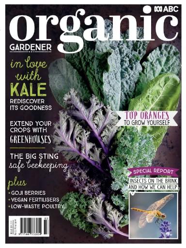 Organic Gardener Magazine Subscriptions