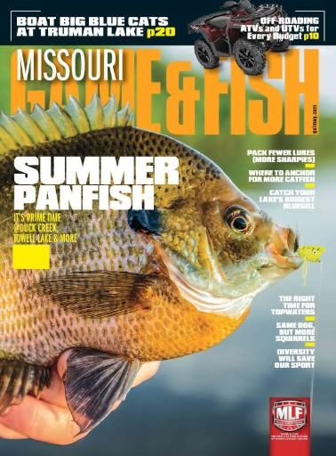 Missouri Game & Fish Magazine Subscriptions