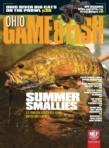 Ohio Game & Fish Magazine Subscriptions