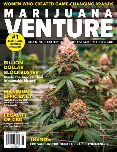 Marijuana Venture Magazine Magazine Subscriptions