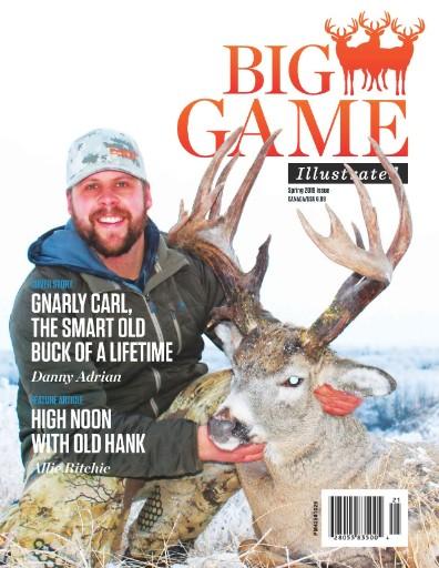Big Game Illustrated Magazine Subscriptions