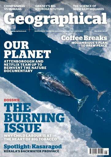 Geographical Magazine Subscriptions