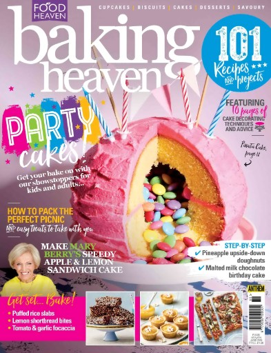 Baking Heaven Magazine Subscriptions