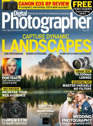 Digital Photographer Magazine Subscriptions