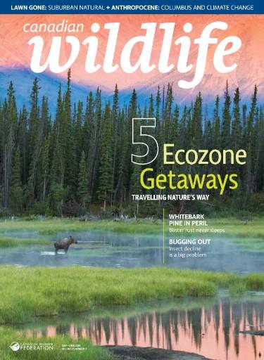 Canadian Wildlife Magazine Subscriptions