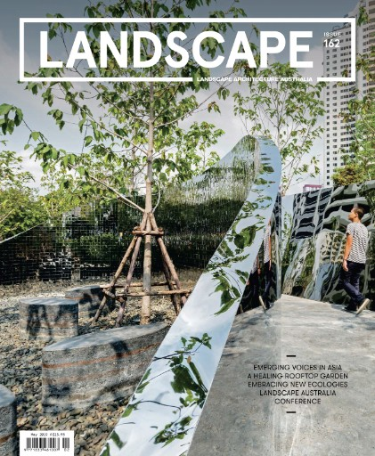 Landscape Architecture Australia Magazine Subscriptions