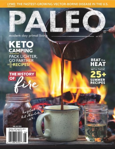 Paleo Magazine Magazine Subscriptions