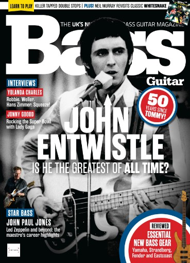 Bass Guitar Magazine Magazine Subscriptions