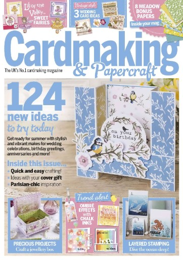Cardmaking & Papercraft Magazine Subscriptions