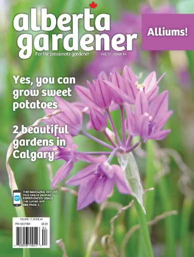 Alberta Gardener Magazine Subscriptions