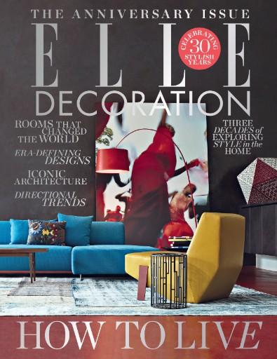 Elle Decoration UK Magazine Subscriptions