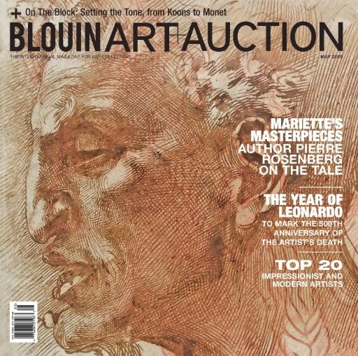 Blouin Art + Auction Magazine Subscriptions