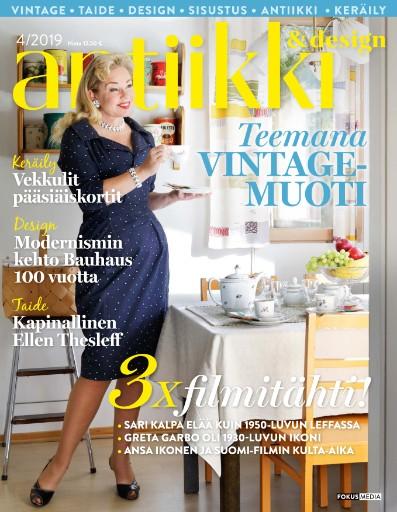 Antiikki & Design Magazine Subscriptions