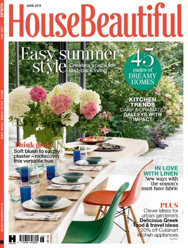 House Beautiful (UK Edition) Magazine Subscriptions