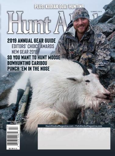 Hunt Alaska Magazine Subscriptions