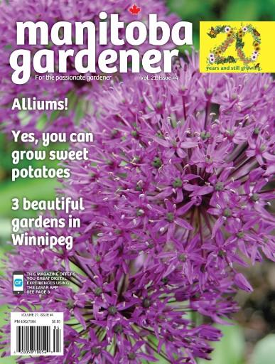 Manitoba Gardener Magazine Subscriptions