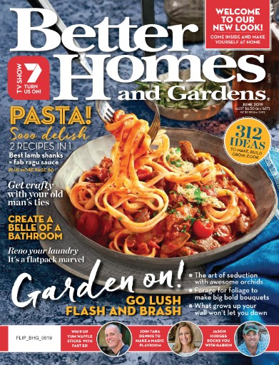 Better Homes & Gardens (Australia Edition) Magazine Subscriptions