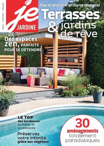 Je Jardine Magazine Subscriptions