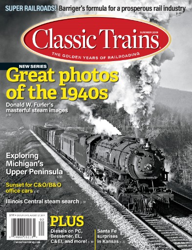 Classic Trains Magazine Subscriptions