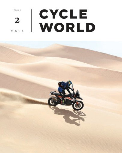 Cycle World Magazine Subscriptions