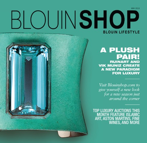 Blouin Shop Magazine Subscriptions