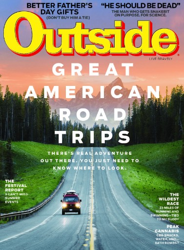 Outside Magazine Subscriptions