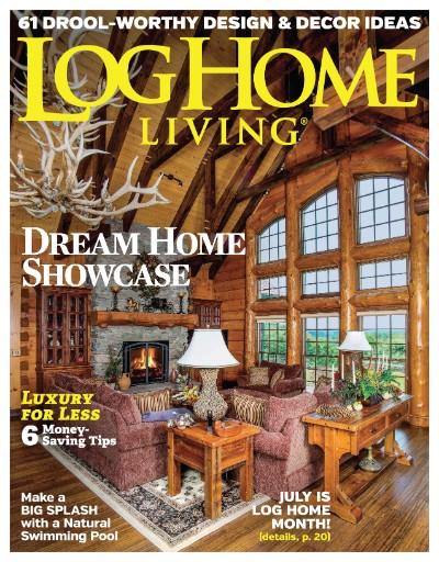 Log Home Living Magazine Subscriptions