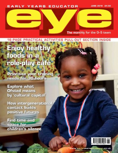 eye: Early Years Educator Magazine Subscriptions