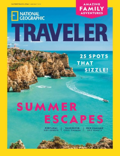 National Geographic Traveler Magazine Subscriptions