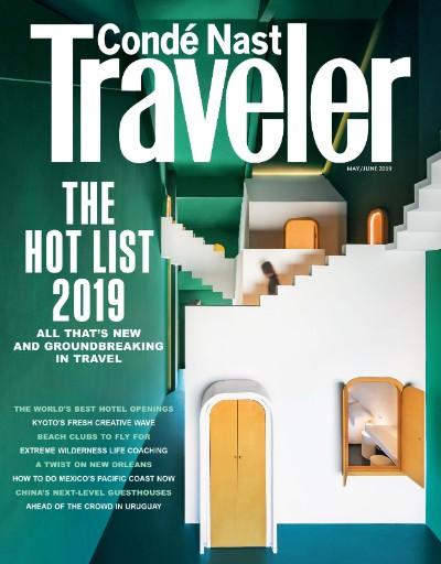 Conde Nast Traveler Magazine Subscriptions