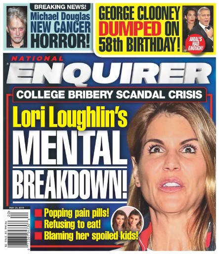 National Enquirer Magazine Subscriptions