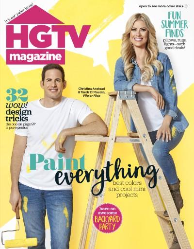 HGTV Magazine Magazine Subscriptions