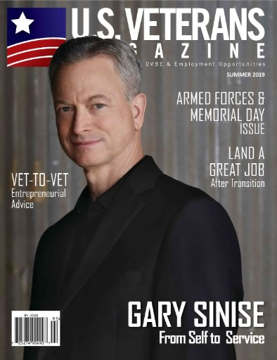 U.S. Veterans Magazine Magazine Subscriptions